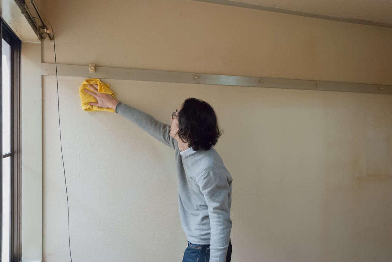 壁紙の掃除の仕方 道具の選択をして効率的に 暮らしっく不動産