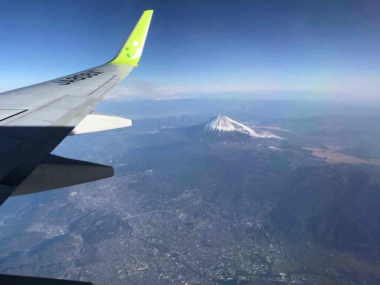 リアルgoogle map   飛行機からの眺めは地理教材